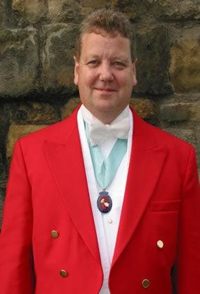 Paul Buckley Toastmaster