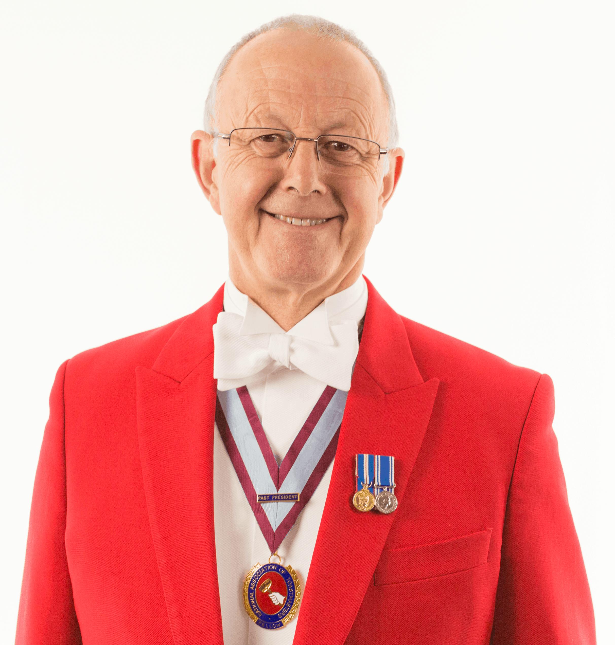 Peter Thompson Toastmaster