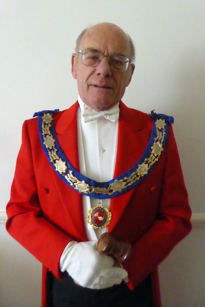 Gordon Haining Toastmaster