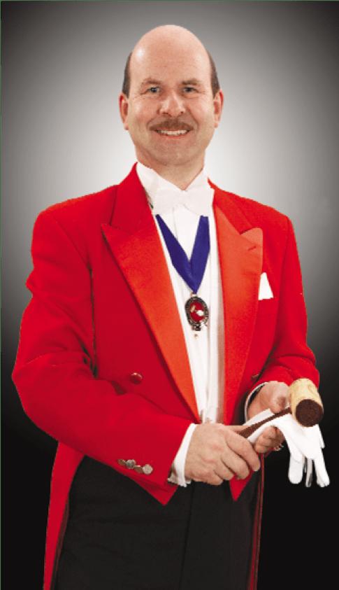 Rodger Oatley Toastmaster
